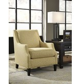 Signature Design Cresson Accent Chair - Canary 5490721
