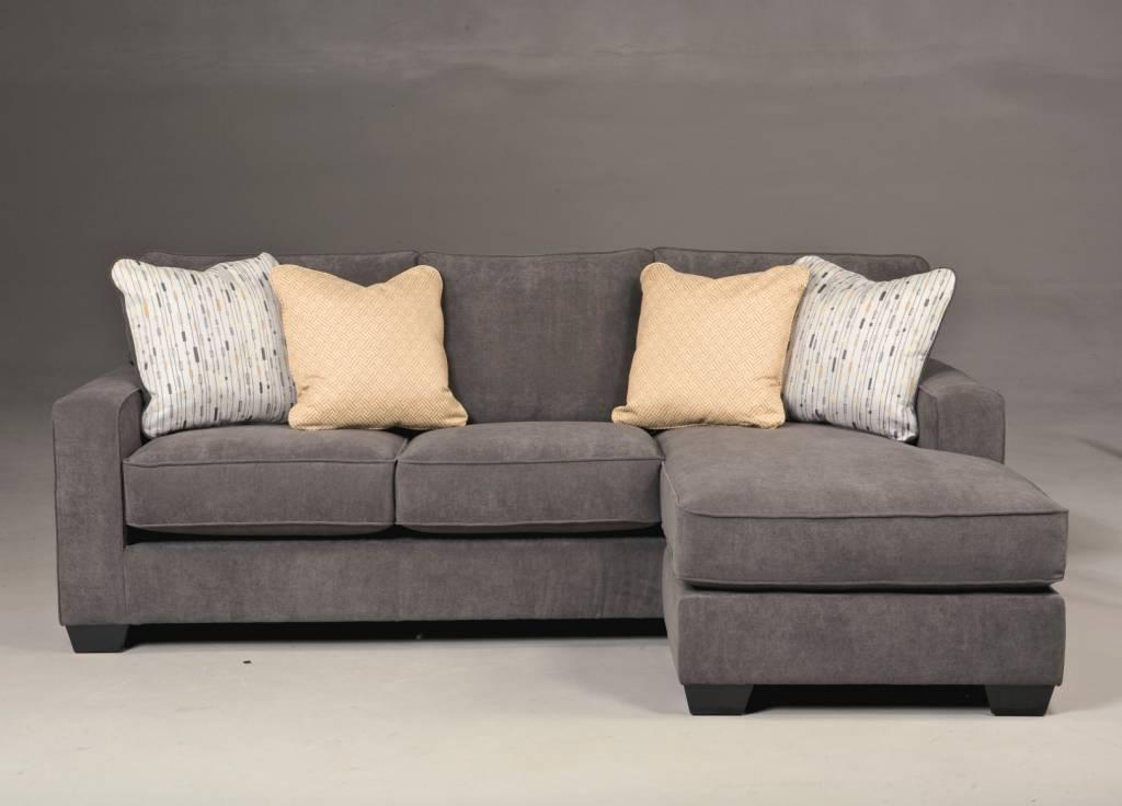 Signature Design Hodan Sofa Chaise - Marble