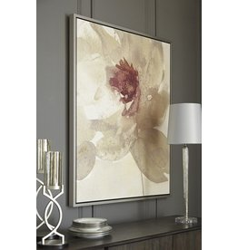 "Signature Design Odam Wall Art - Taupe/Gray/Purple/White 48""W X 59""H A8000181"