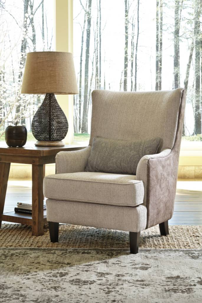 Signature Design Baxley ACCENT CHAIR- Jute 4110121