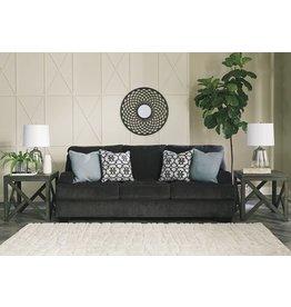 Benchcraft Charenton Sofa- Charcoal 1410138