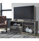 Benchcraft Large TV Stand w/ Fireplace Option- Derekson W200-68