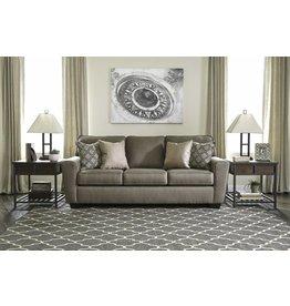 Signature Design Sofa- Calicho, Cashmere 9120238