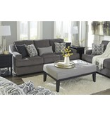 Signature Design Gilmer Sofa- Gunmetal 6560338