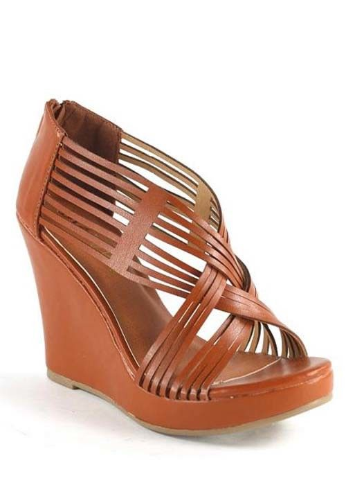 Keep Calm, It's Almost Summer Wedges