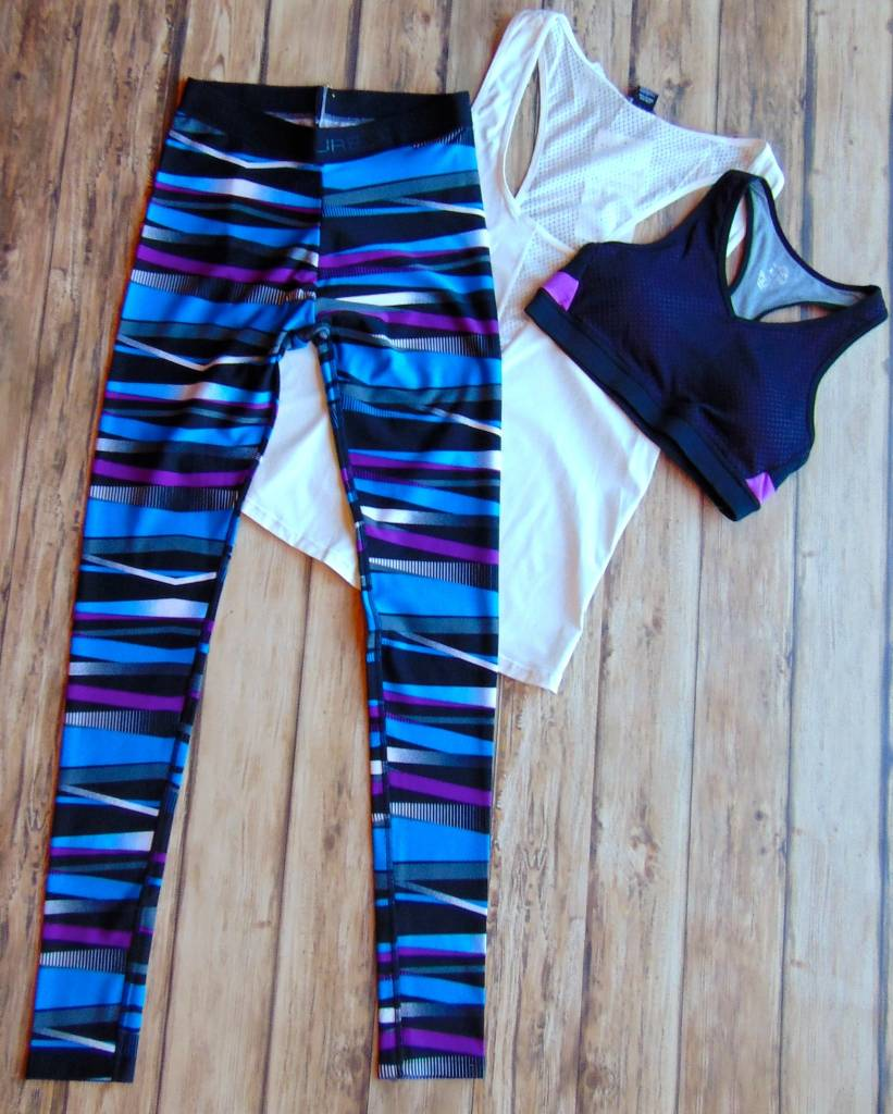 Fitness Ankle Tights