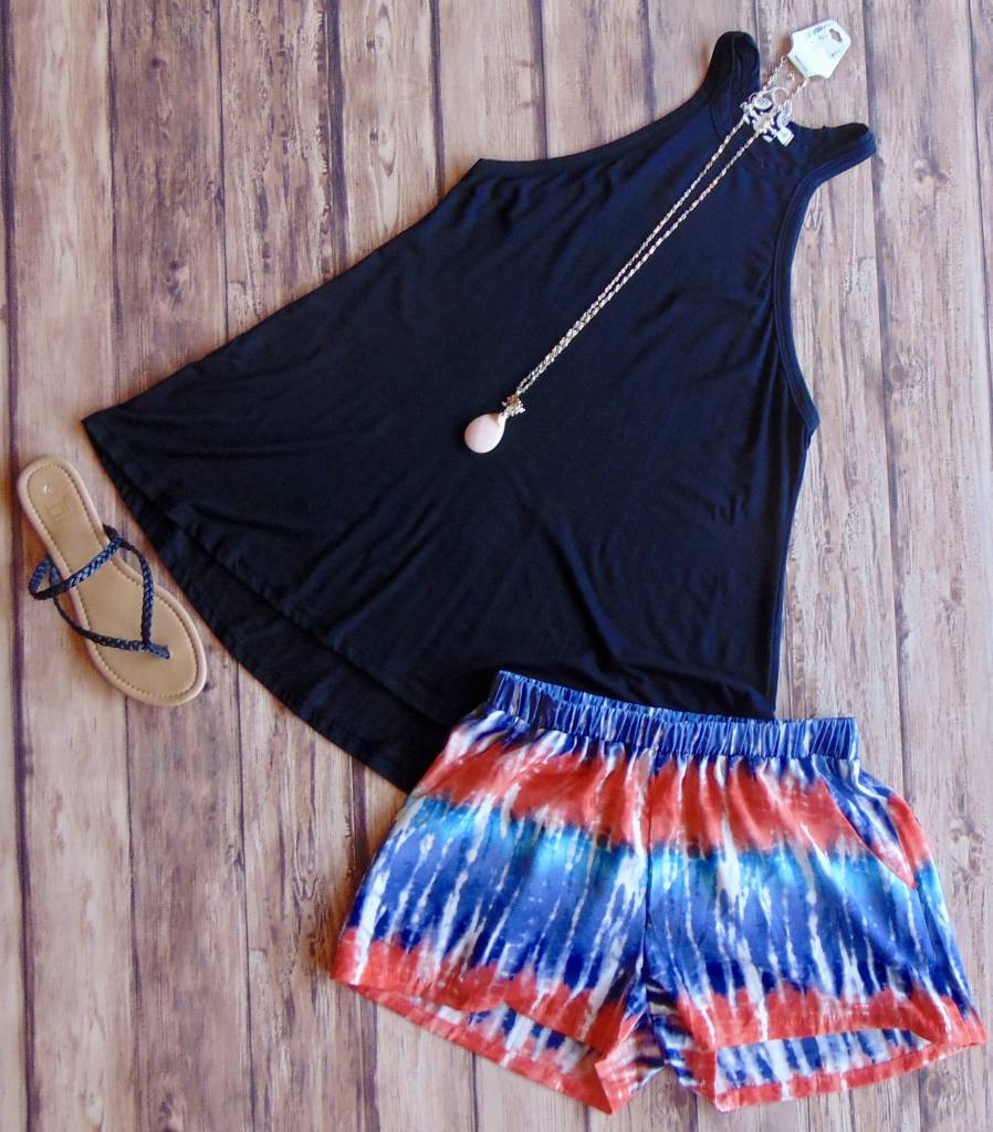 Groovin' and Shakin' Shorts