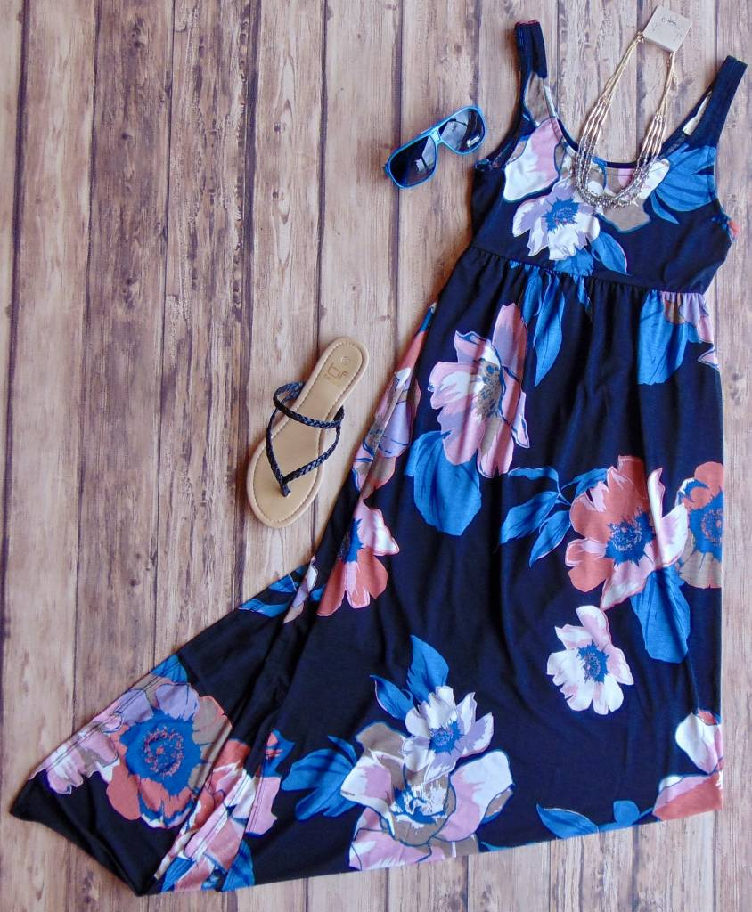 Fairytale Ending Maxi Dress