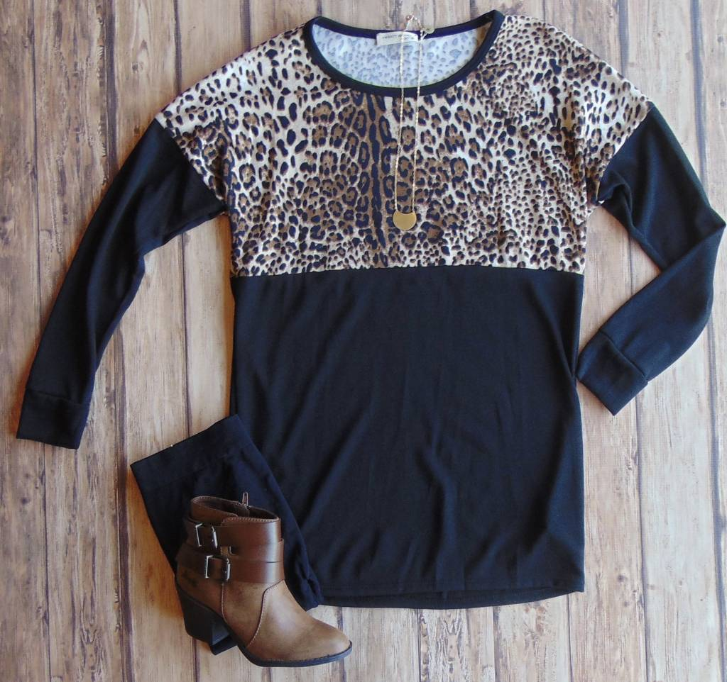 On the Wild Side Tunic