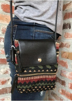 The Adrianna Cross Body Bag