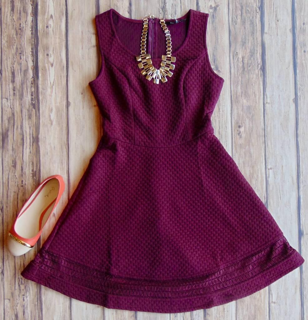 May I Have a Merlot Dress