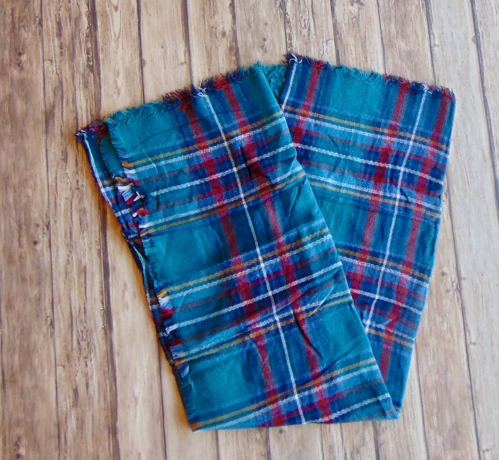 Evergreen Blanket Scarf