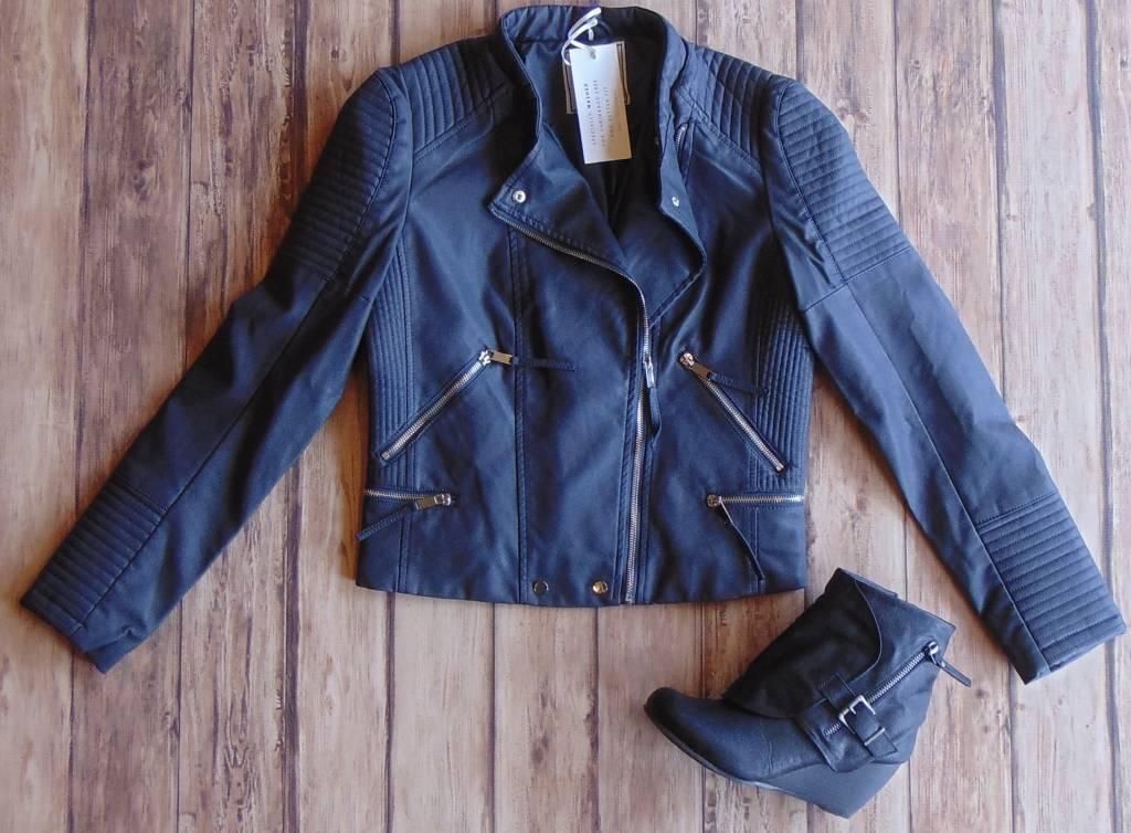Up All Night Moto Jacket