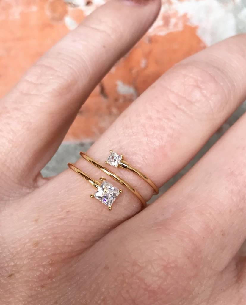 Three Layer Ring