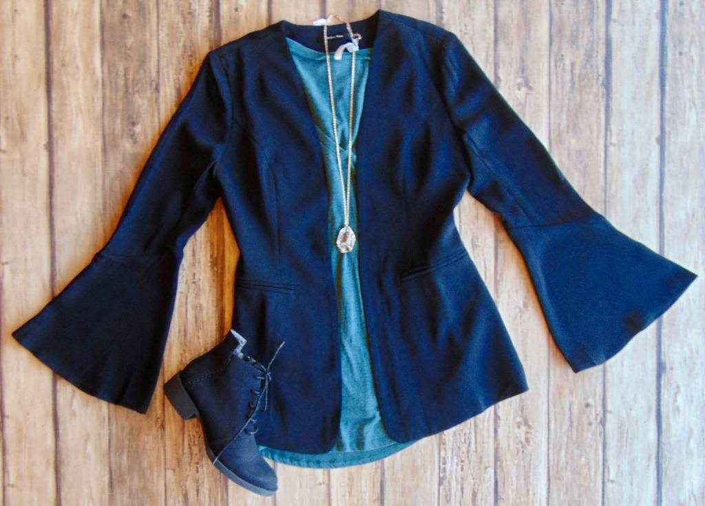 Belle of the Fall Blazer