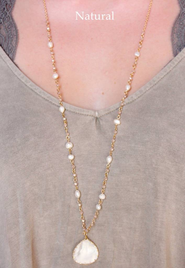 Acton Freshwater Peal Necklace