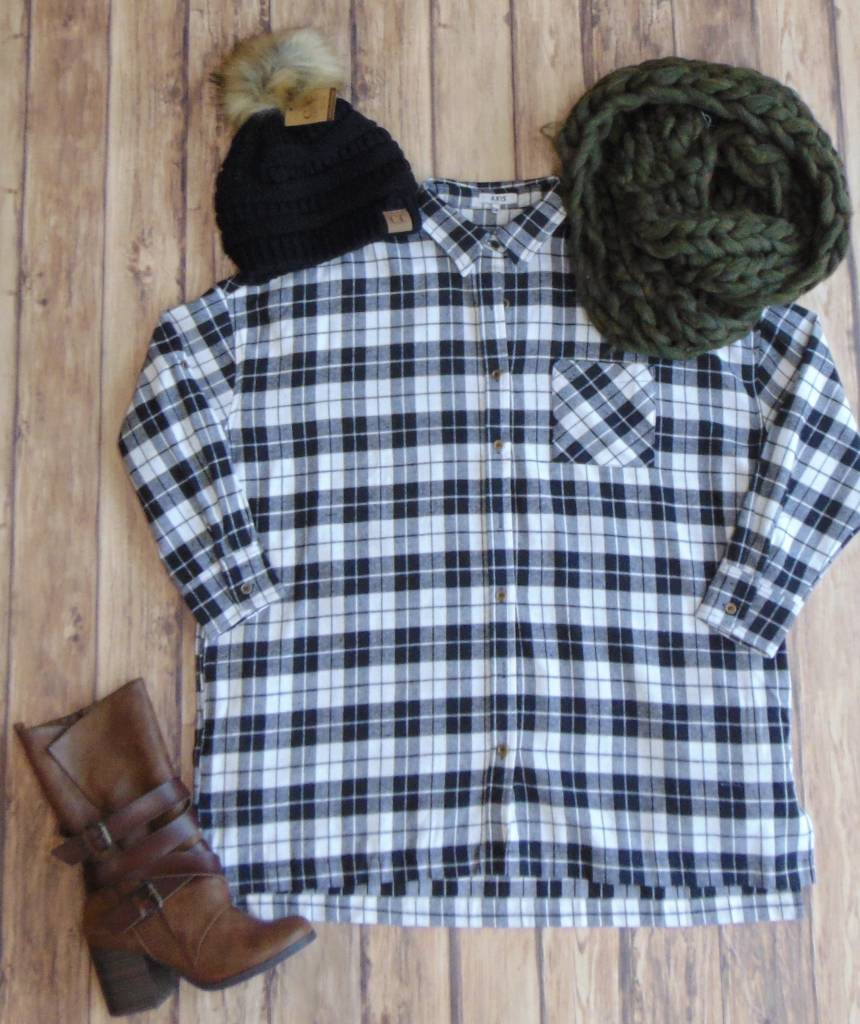 Perfection Flannel Shirt