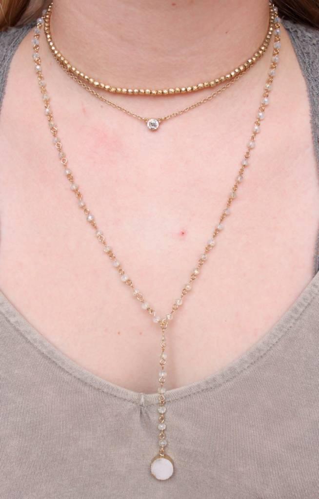 Dinka Layered Necklace Trio