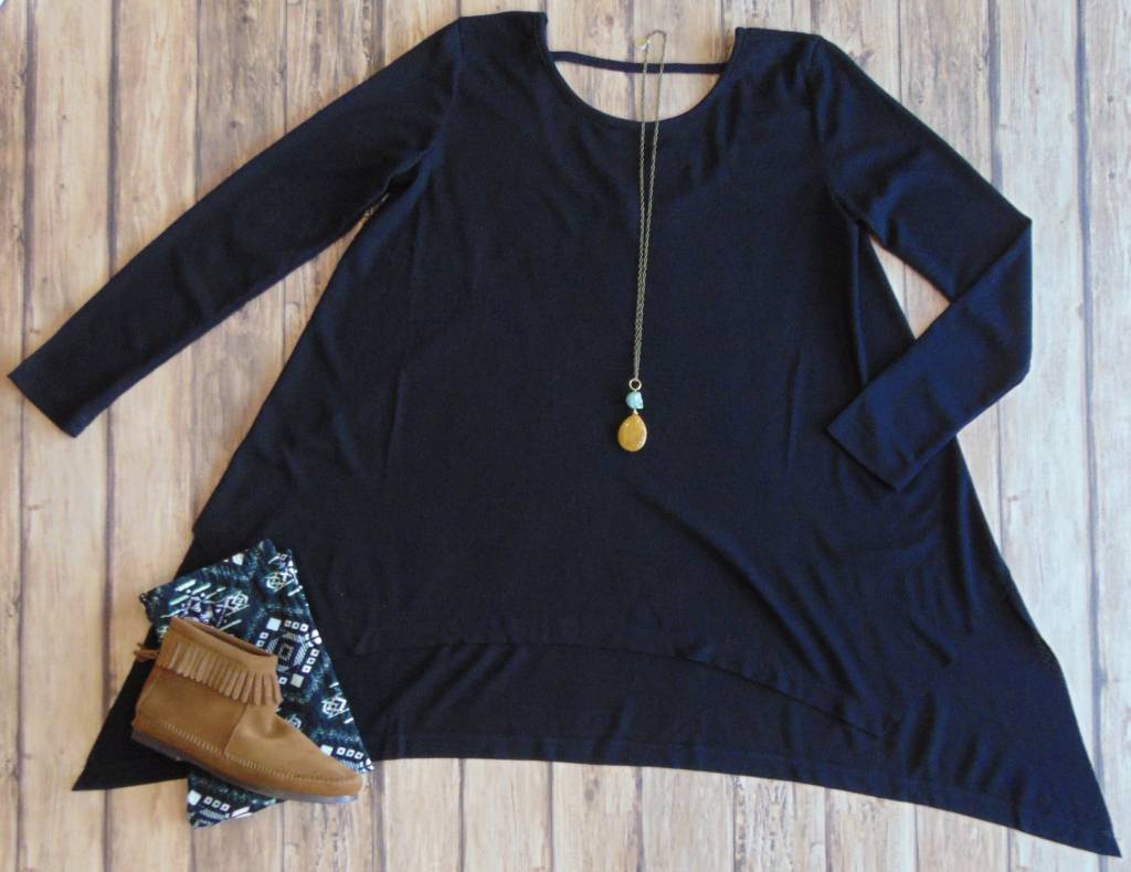 Best Time of The Year Thermal Tunic