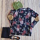 Festively Floral Top