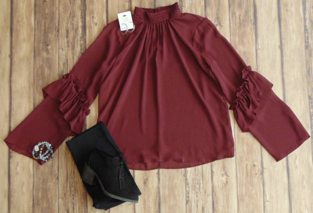 Merry and Bright Blouse
