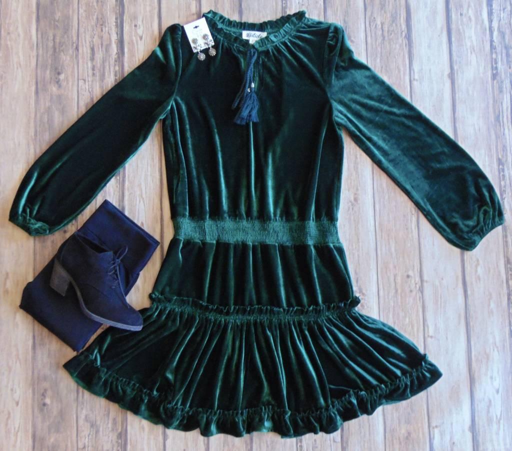 Velvet Vixen Dress