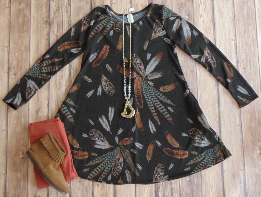 Birds of a Feather Tunic