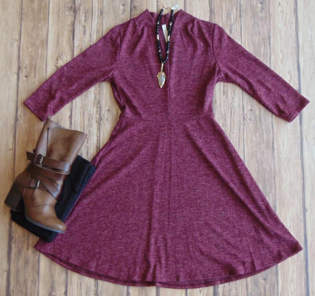 Tell Me It's Love Dress