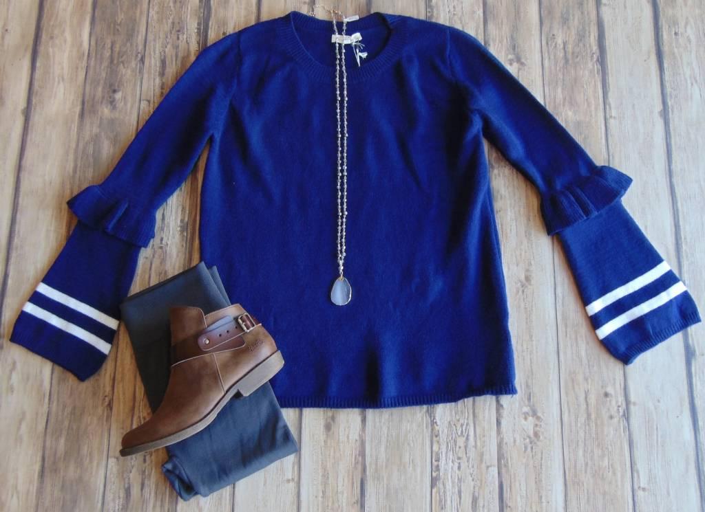 Walk On By Sweater