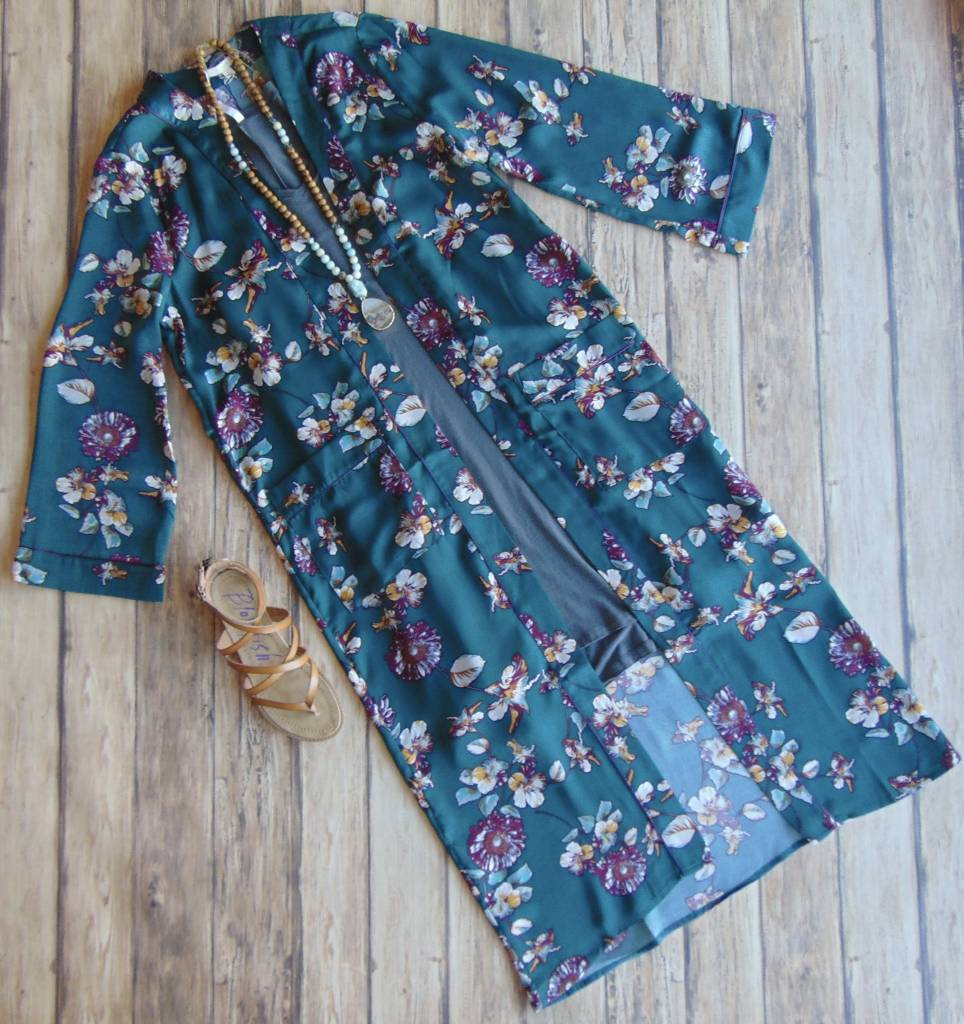 The Best Things Maxi Cardi
