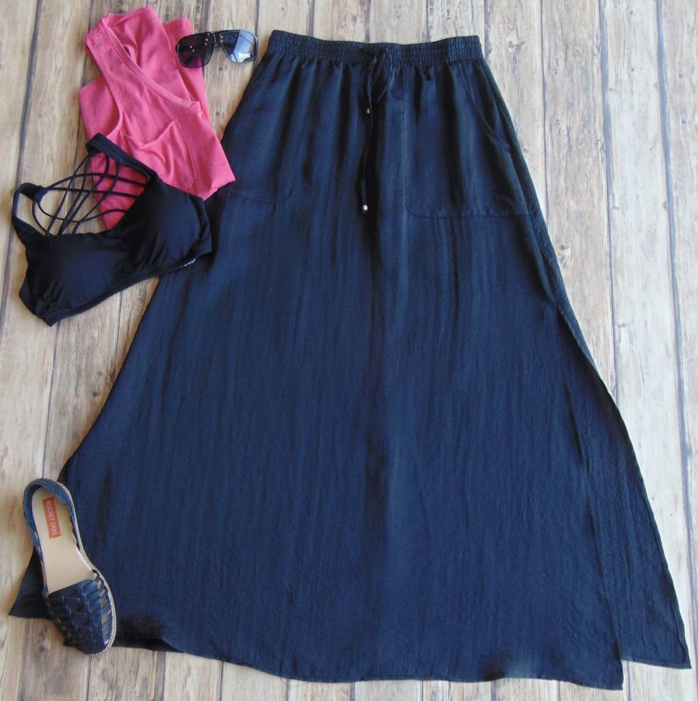 After All Of It Maxi Skirt