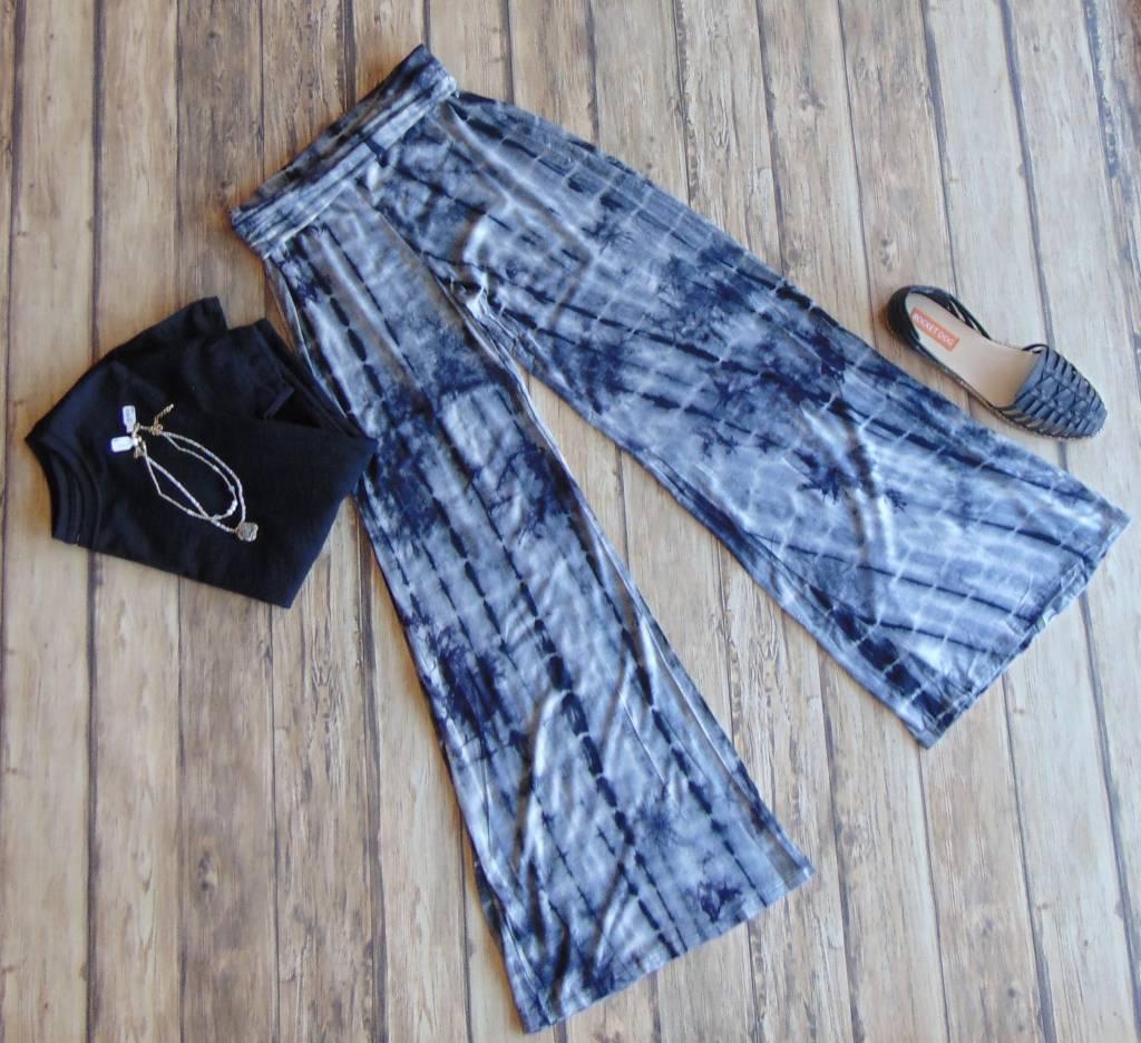 Walk My Way Tie Dye Pants