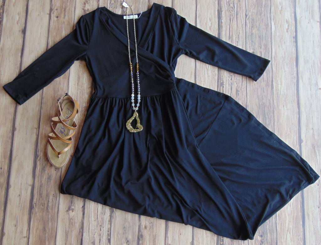 City Streets Maxi Dress
