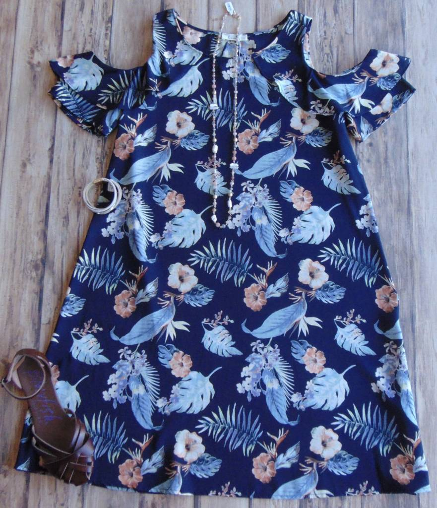 Whistle In The Wind Dress