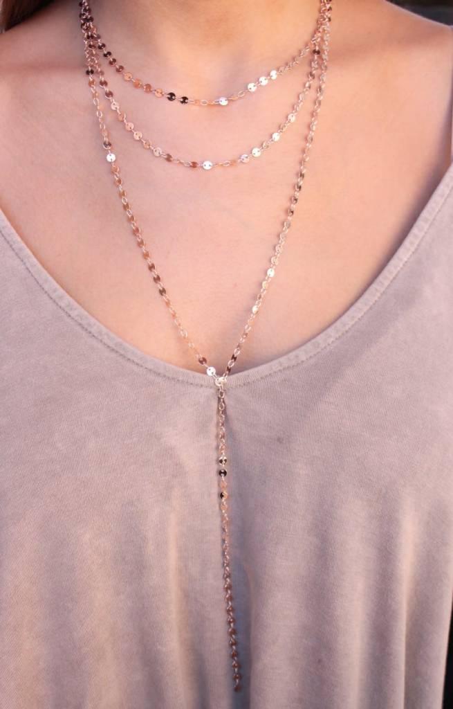Dru Tripple Layer Necklace