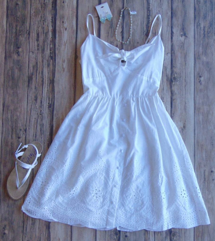 It's You and Me Lace Dress