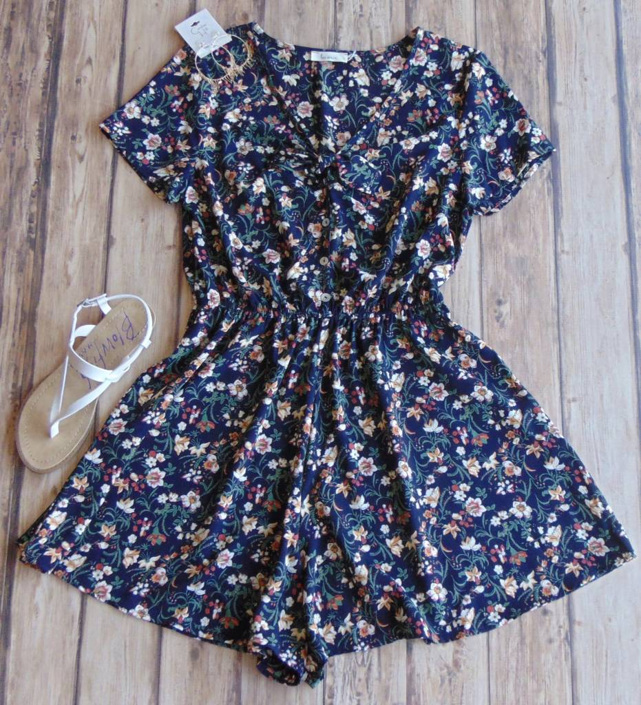 You're My Sweetheart Romper