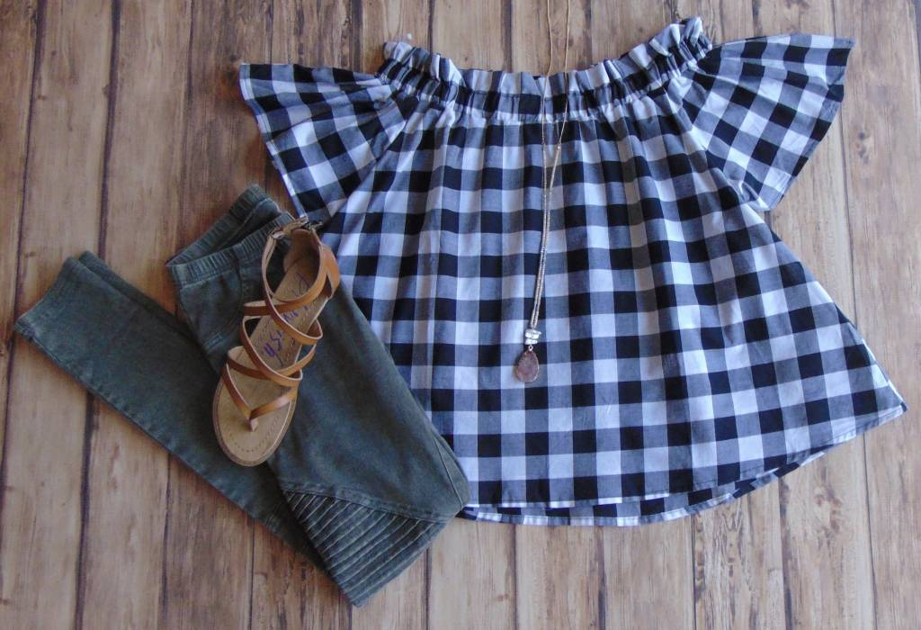 Picnic Party Top