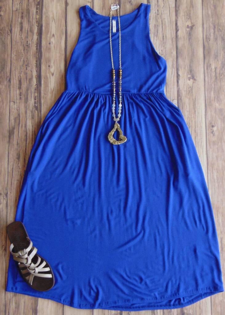 Saturday Strolling Midi Dress