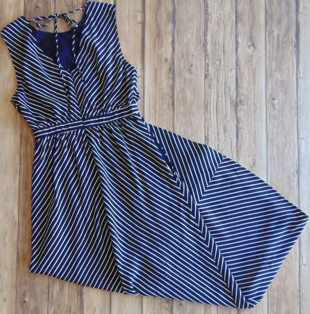 Seaside Chic Maxi Dress