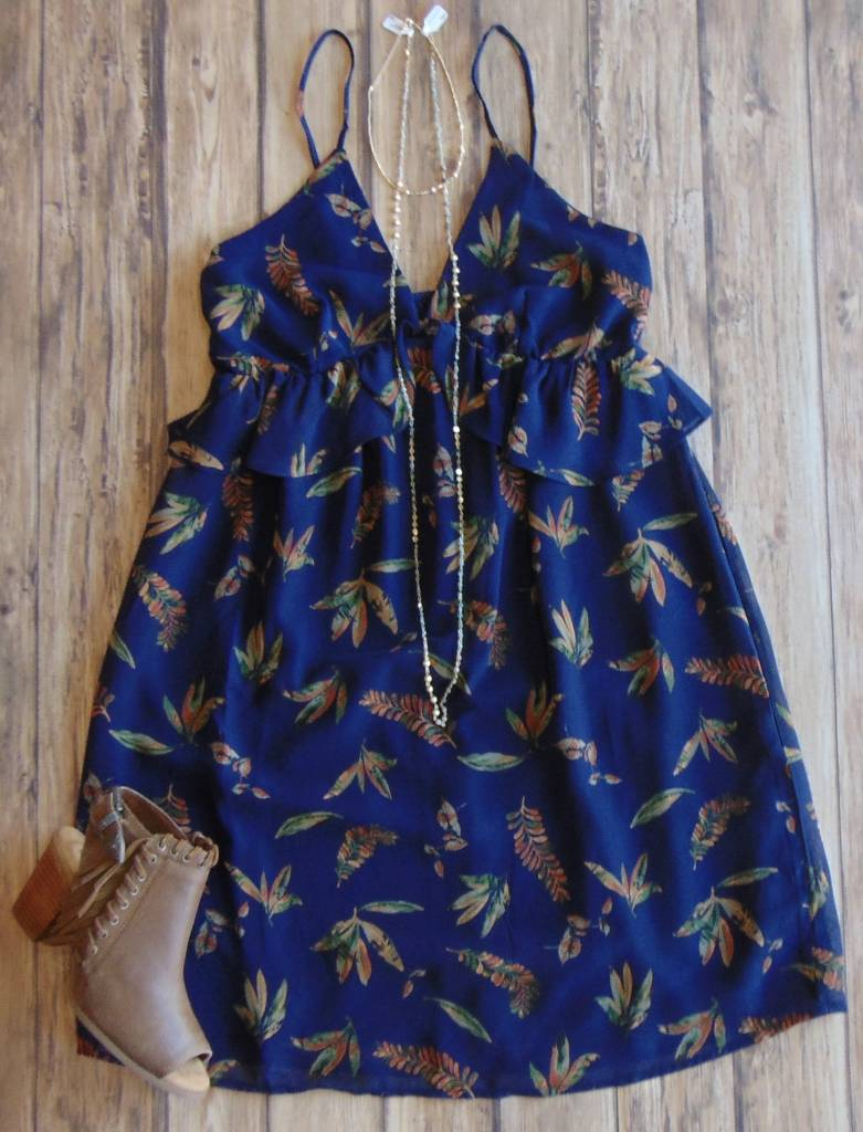 I'll Only Fly Away Dress