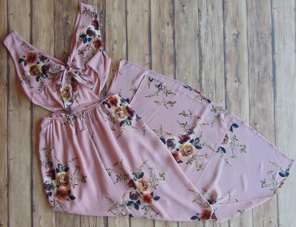 Romance and Roses Maxi Dress