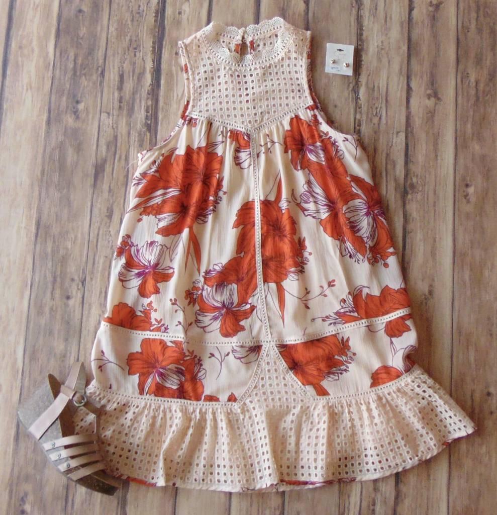 Feminine Frenzy Dress