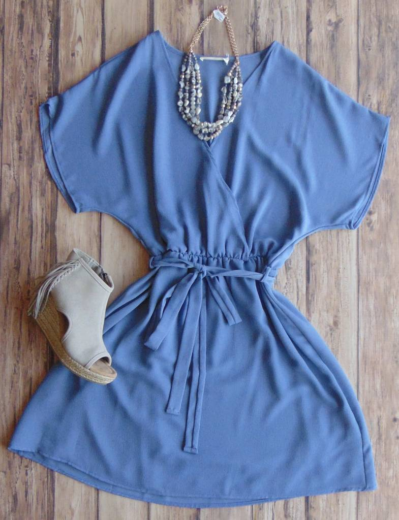 Float Along Dress