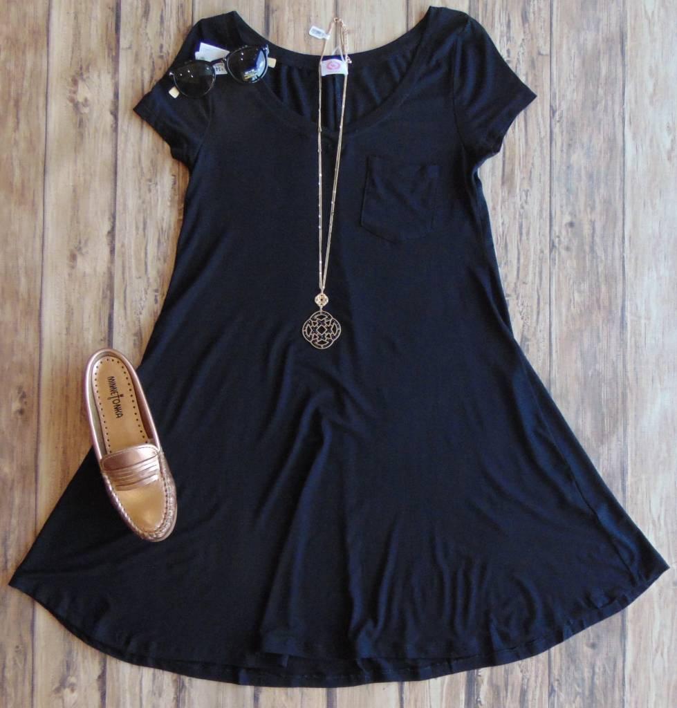 Days Go By Tee Shirt Dress