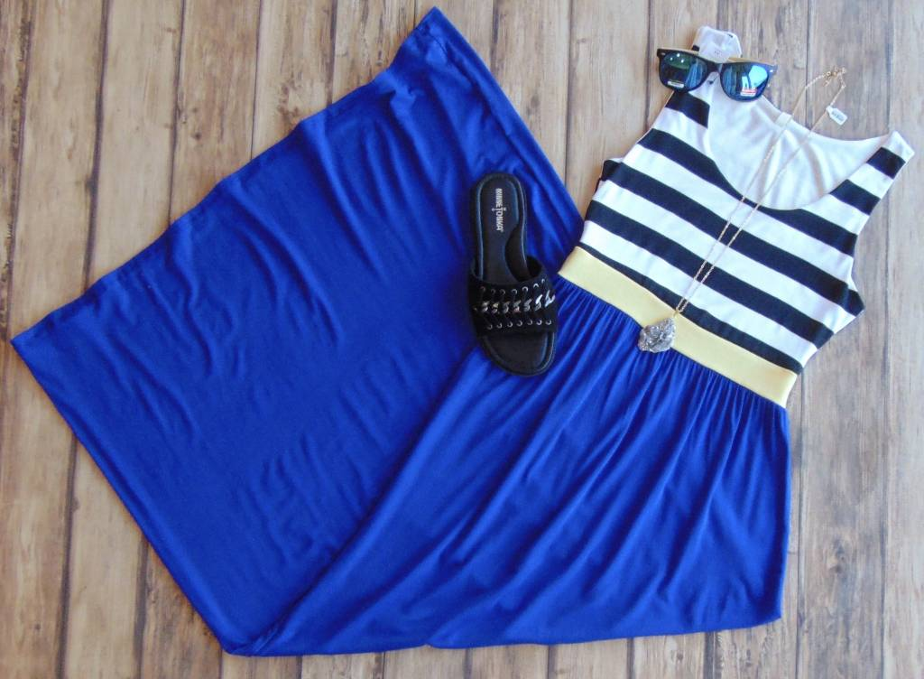 Forever Young Maxi Dress