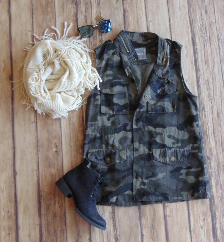 Love Me A Layer Vest