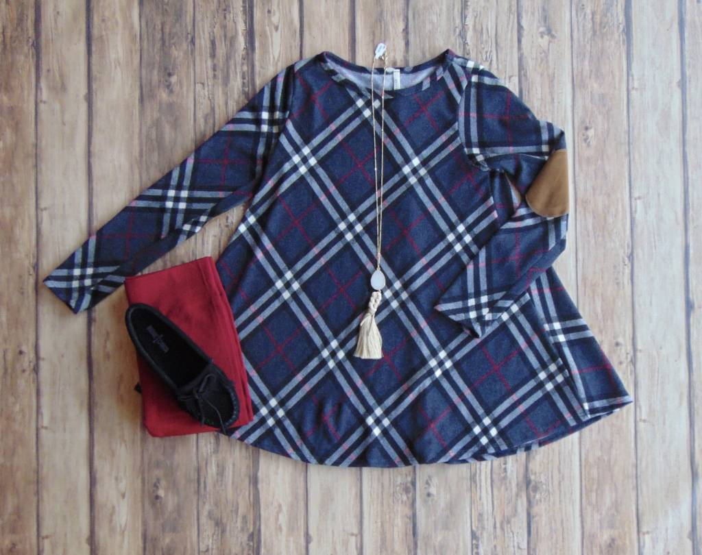 Walking in the Woods Tunic