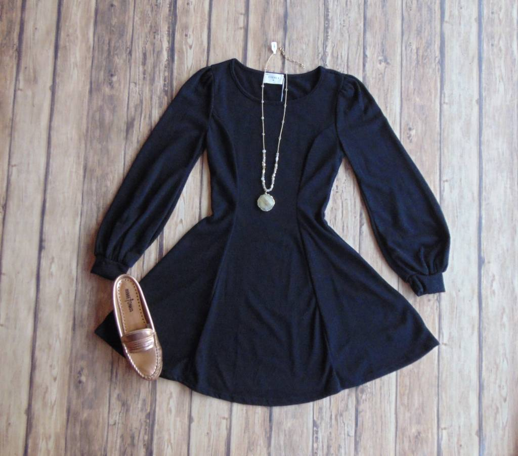 Bells Of Holly Sweater Dress