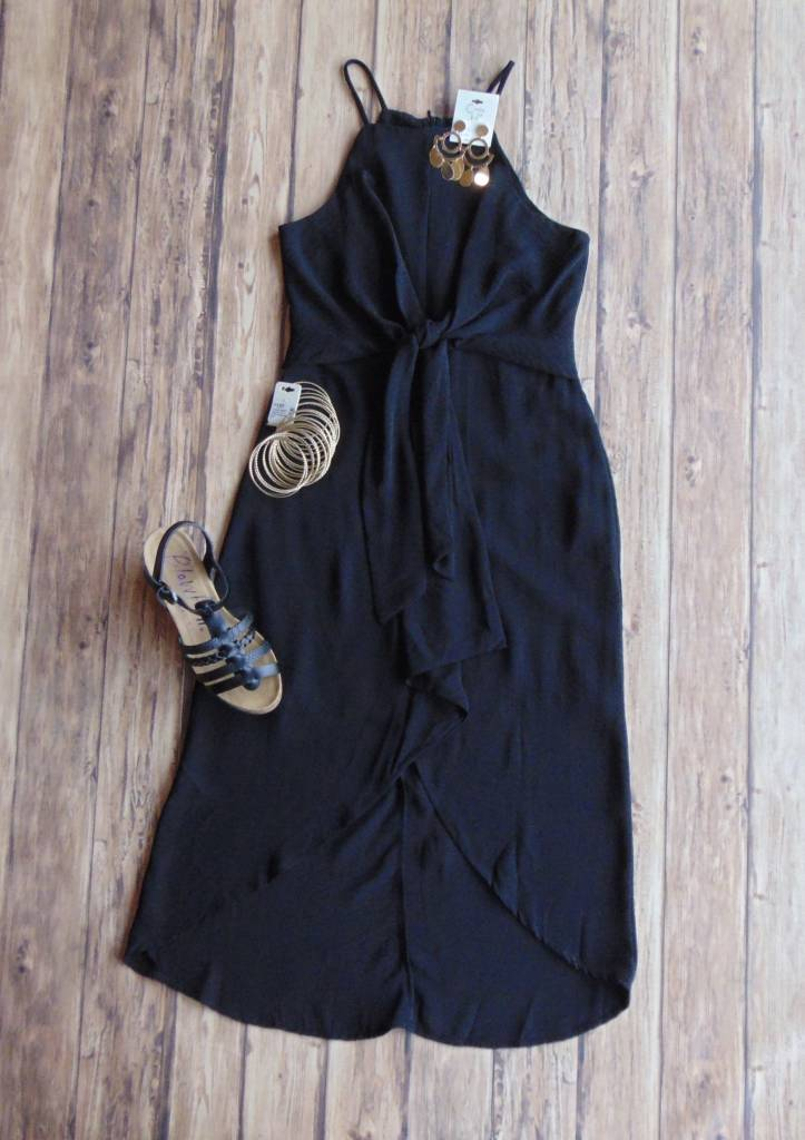 You Look Perfect Knot Dress